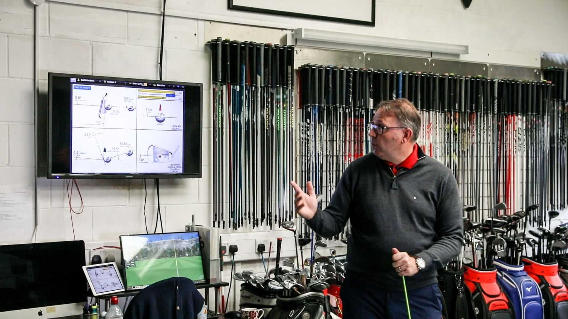 PGA installs a Foresight simulator
