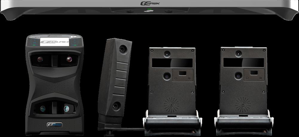 Golf launch monitor measurement technology