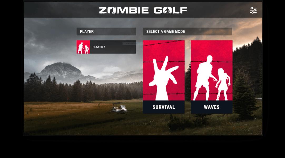Zombie Golf 1