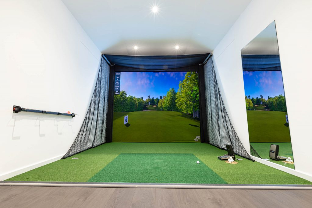 Performance Series Golf Simulator